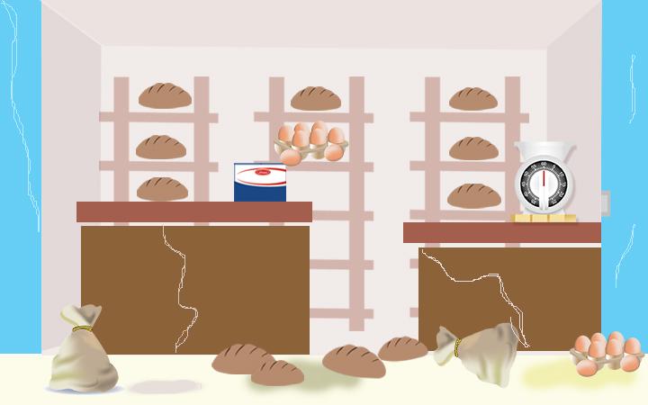 Errores comunes en el proceso de producción en la panadería