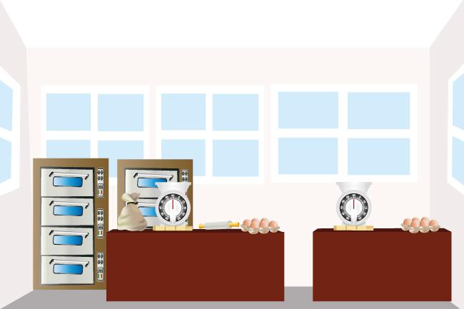 ¿Cómo organizar el taller de su panadería?