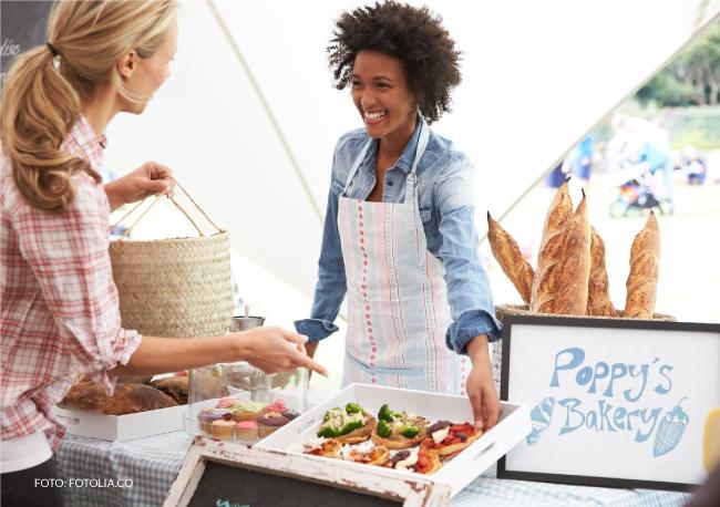 ¡La panadería y la argumentación en la venta!