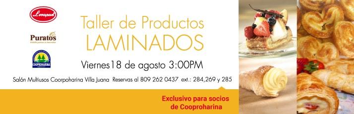 taller de laminados Levapan Dominicana