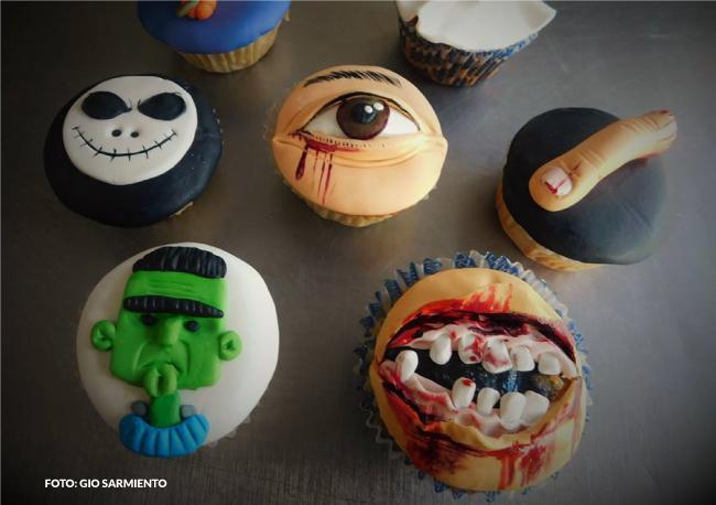 Gio Sarmiento: ¡la pastelería convertida en arte!