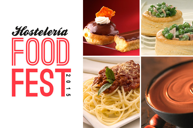 Eventos:Hostelería Food Fest 2015
