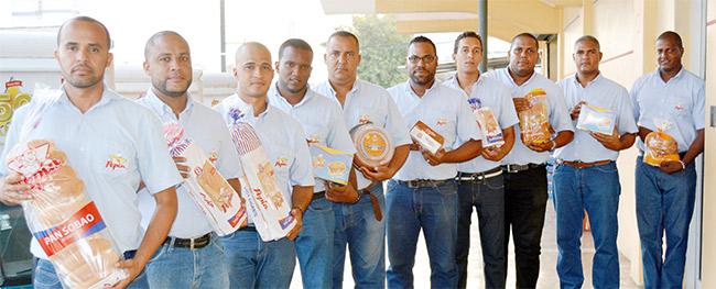 Fuerza de ventas Panaderia Pepin Republica Dominicana